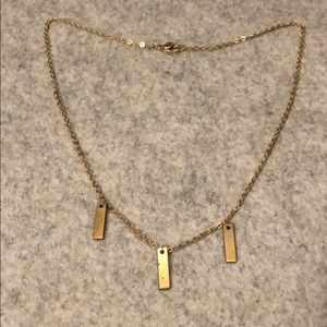 Jewelry - Delicate Gold Choker